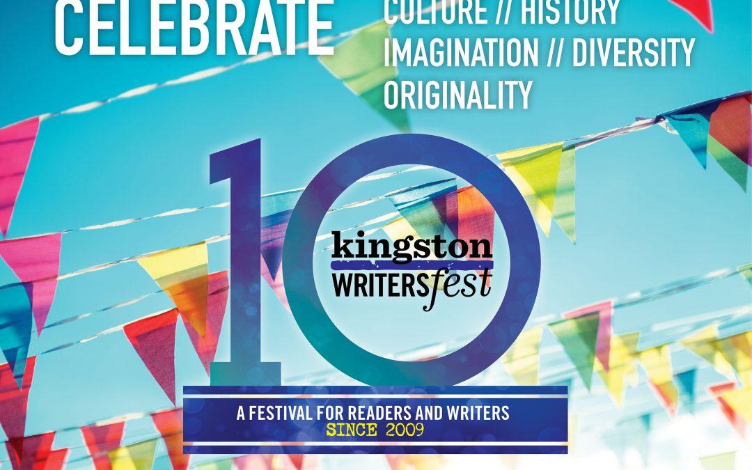 Kingston Writers Fest 2018